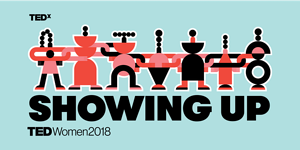 Showing Up - Tedx